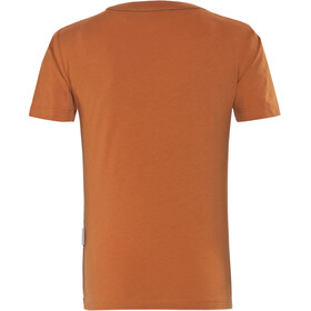 Lundhags Jr Lundhags Tee Bronze